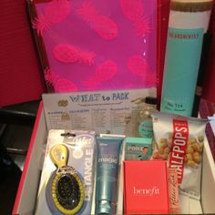 @popsugarmh March 2015 #subscriptionBox had a fantastic value and what's even better than that???? A Full Size #blissmicromagic #microdermabrasion treatment ($48 value)! March is sold out but you still can get the April box!!!! Full review, coupon, and #sneakpeeks at subscriptionist.com link in bio!