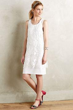 Ingela Lace Dress #anthropologie #anthrofave