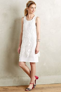 Ingela Lace Dress #anthropologie #anthrofave