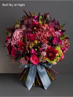 Red-Sky-at-Night-Wild-at-Heart-Bouquet