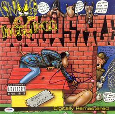 Snoop Dogg album cover