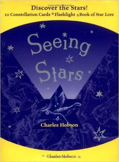 Seeing Stars: An Introduction to the Night Sky: Charles Hobson: 9780811832052: Amazon.com: Books