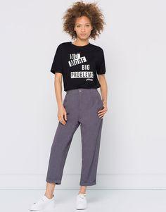 :Camiseta texto