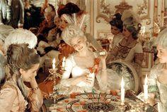 Marie Antoinette gambling