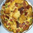 Egg Casserole Recipe - something I Must try during the chilly winter months