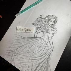 #Cinderella will be coming out on DVD and Blu-Ray in September!!!  I'm still so obsessed with @lilyjamesofficial's take on Cinderella, so I'm inspired for one more #fanart from the movie  There will be a #speeddrawing of this one on my #YouTube for sure! I haven't made my decision if I want to film the inking portion, I flip the paper a lot, and I already get crap for that  So let me know if I should or should not film the inking process!!!! #youprobablycouldcareless #loveyouguys ...