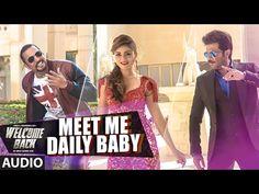 Meet Me Daily Baby Hindi Lyrics