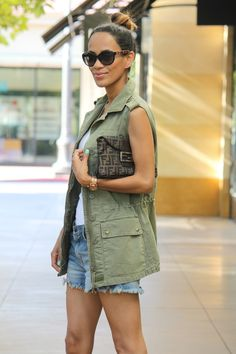 I love cargo vests! Been searching for almost a year for one and still no luck so would love to see one!