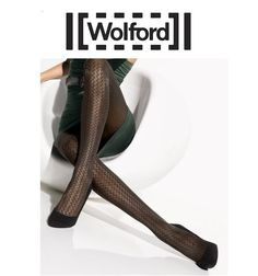 Wolford 18954 - Cross Line Tights at McEwens of Perth Lovely Legs, Wolford, Perth, Tights, Style, Fashion, Navy Tights, Swag, Moda