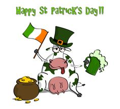 Happy (Silly) St. Patrick's Day :)