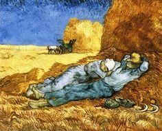 Haystack, Van Gogh