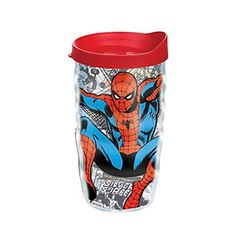 Tervis® Marvel® Spiderman 10-oz. Wavy Insulated Cooler