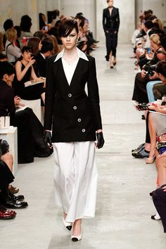 Chanel Singapur - pantalones
