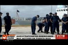 Dominicanos muy activos en la isla de Puerto Rico en el Narcotráfico