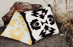 GroopDealz | Aztec Print Pillow Cases
