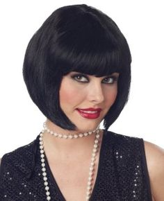 Edna Mode Wig