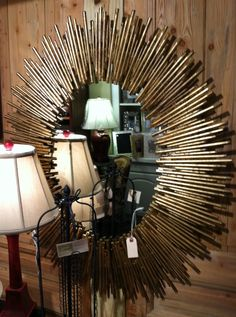 great mirror! for foyer or dining room
