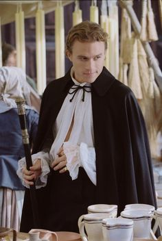 Still of Heath Ledger in Casanova