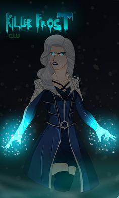 Killer Frost CW Flash