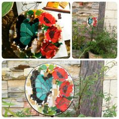 tutor mariposa 1;2;3;Mosaico!