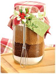 Drink Mixes in a Jar...recipes for Cappuccino Mix in a Jar, Hot Chocolate Mix in a Jar, Toffee Coffee Mix