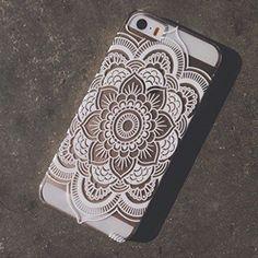 Plastic Case Cover Iphone Henna