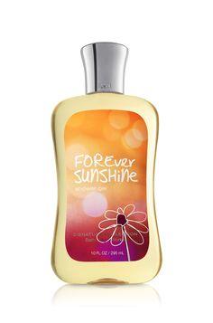 Forever Sunshine Shower Gel - Signature Collection - Bath & Body Works