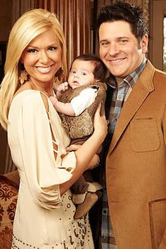 Rascal Flatts Family | Rascal Flatts' Jay DeMarcus Shares Pictures of Baby Madeline Leigh
