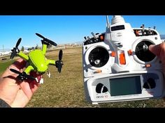Eachine Flyingfrog Q90 Micro FPV Drone Flight Test Review