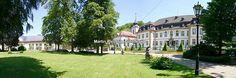 Kurpark Bad Neustadt  #badneustadt #saale #architektur #photographie