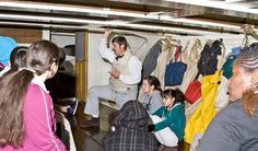 The Erie Maritime Museum allows visitors to tour the U.S. Brig Niagara when she is in port. Check out it out at www.flagshipniagara.org