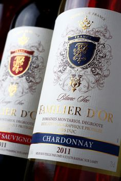 Familier D'Or on Packaging of the World - Creative Package Design Gallery