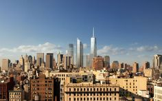 Tower 2 at World Trade Centre | Foster + Partners