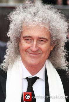 Dr Brian May, the nicest man in rock.