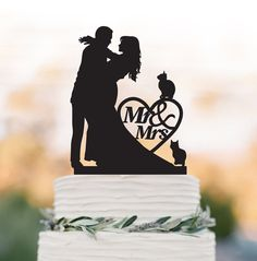 Wedding Rings Set For Man And Woman provided Wedding Dresses Charlotte Nc, Wedding Vows Etsy till Wedding Cake Toppers Army Groom. Romantic Bride And Groom Wedding Cake Toppers Diy Wedding Cake Topper, Funny Wedding Cake Toppers, Rustic Cake Toppers, Personalized Wedding Cake Toppers, Unique Wedding Cakes, Unique Weddings, Cat Wedding, Mr And Mrs Wedding, Wedding Humor