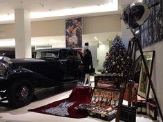 Christmas display London
