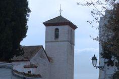 Granada (Espanha): Bairro de Albaicín.  Granada (Spain): Albaicín.