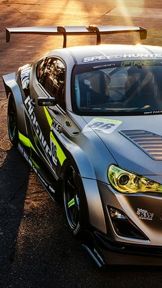 Race custom Toyota 86