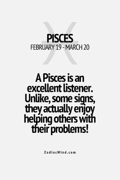 Yes!!! So very true :)  #pisces