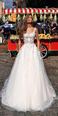 Modern Liretta Wedding Dresses 2018 #weddings #dresses #bridalgown #weddingdress