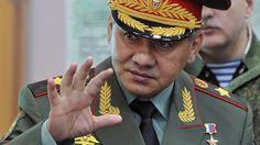 "Noticia Final: Ministro da Defesa da Rússia Sergey Shoigu: ""Todo ..."