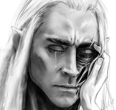 82 Best Thranduil and His Wife images in 2019 | Thranduil, The
