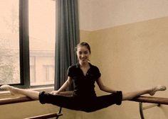 #dance #ballet #splits