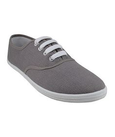 Another great find on #zulily! Reagan Gray Sneaker #zulilyfinds