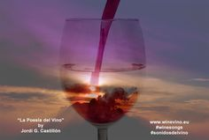Carátula para #Winemusic de WINEVINO. #PhotoShop #Adobe #Art #Music #Vino #Wine