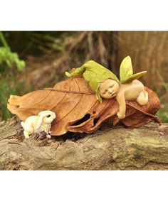 Liven up your garden with magical whimsy with this fairy figurine.