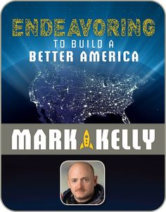 Maverick Speakers Series - Mark Kelly - The University of Texas at Arlington