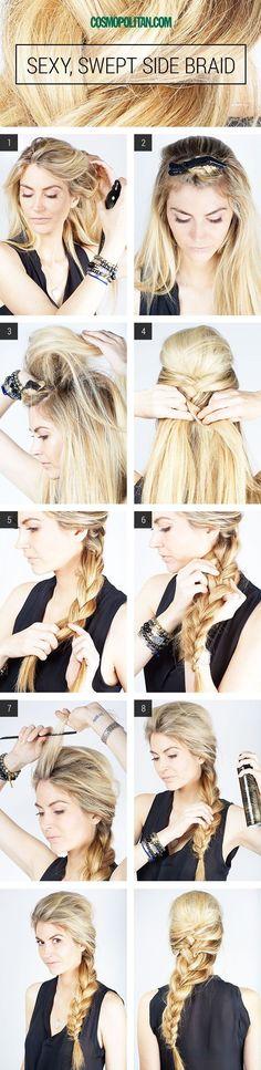 Fotos de moda   Top 10 de peinados sexy   http://soymoda.net