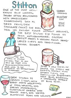 Art of Culture: An Illustrated Cheese Blog