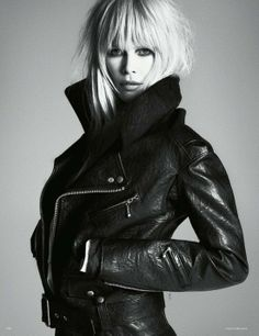 Vogue Germany April 2014 Editorial - Claudia Schiffer | Find the Latest News on Fashion Editorial at Sandi in the City